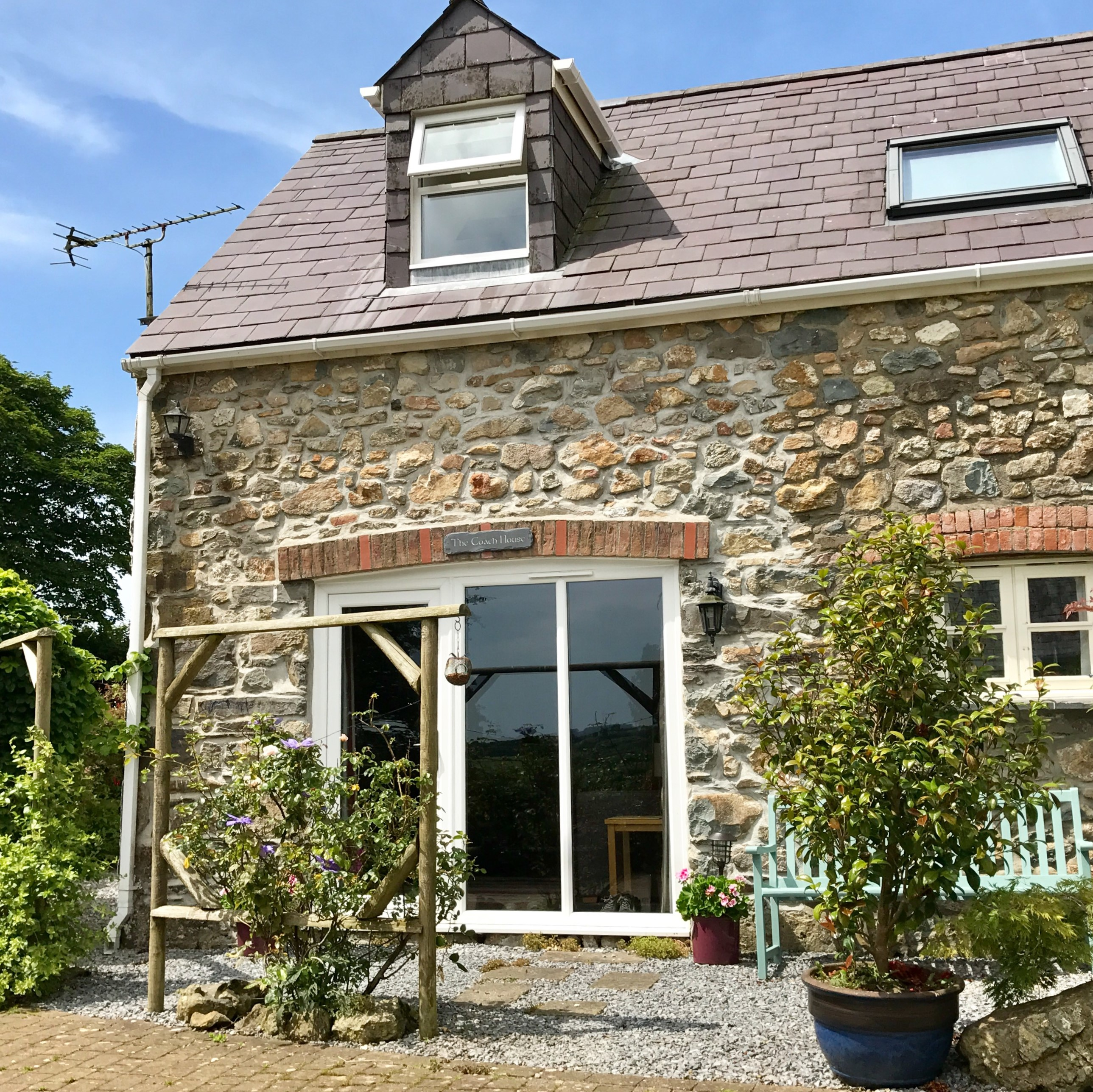 The Coach House Holiday Cottage Pembrokeshire