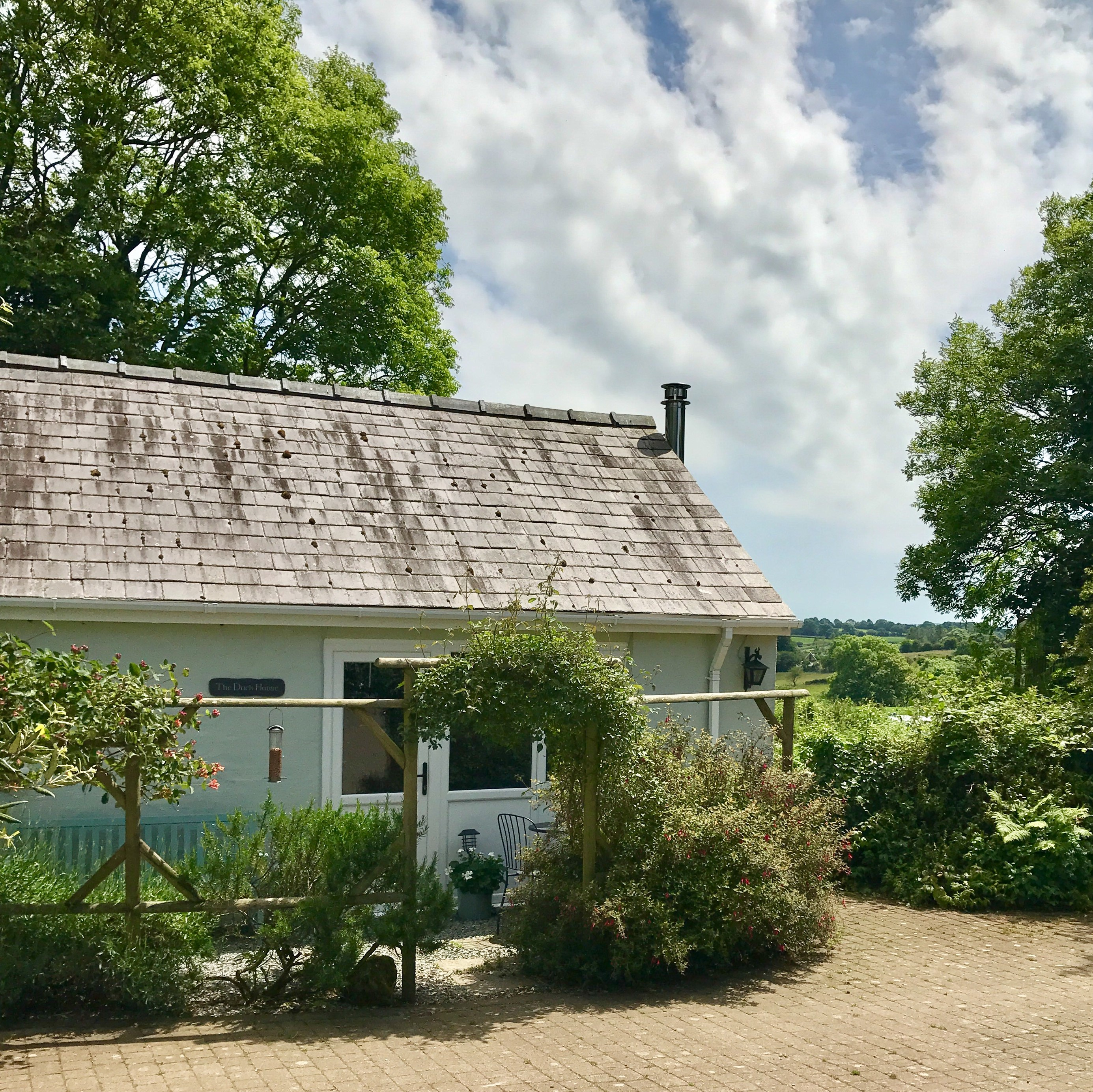 The Duck House Holiday Cottage Pembrokeshire
