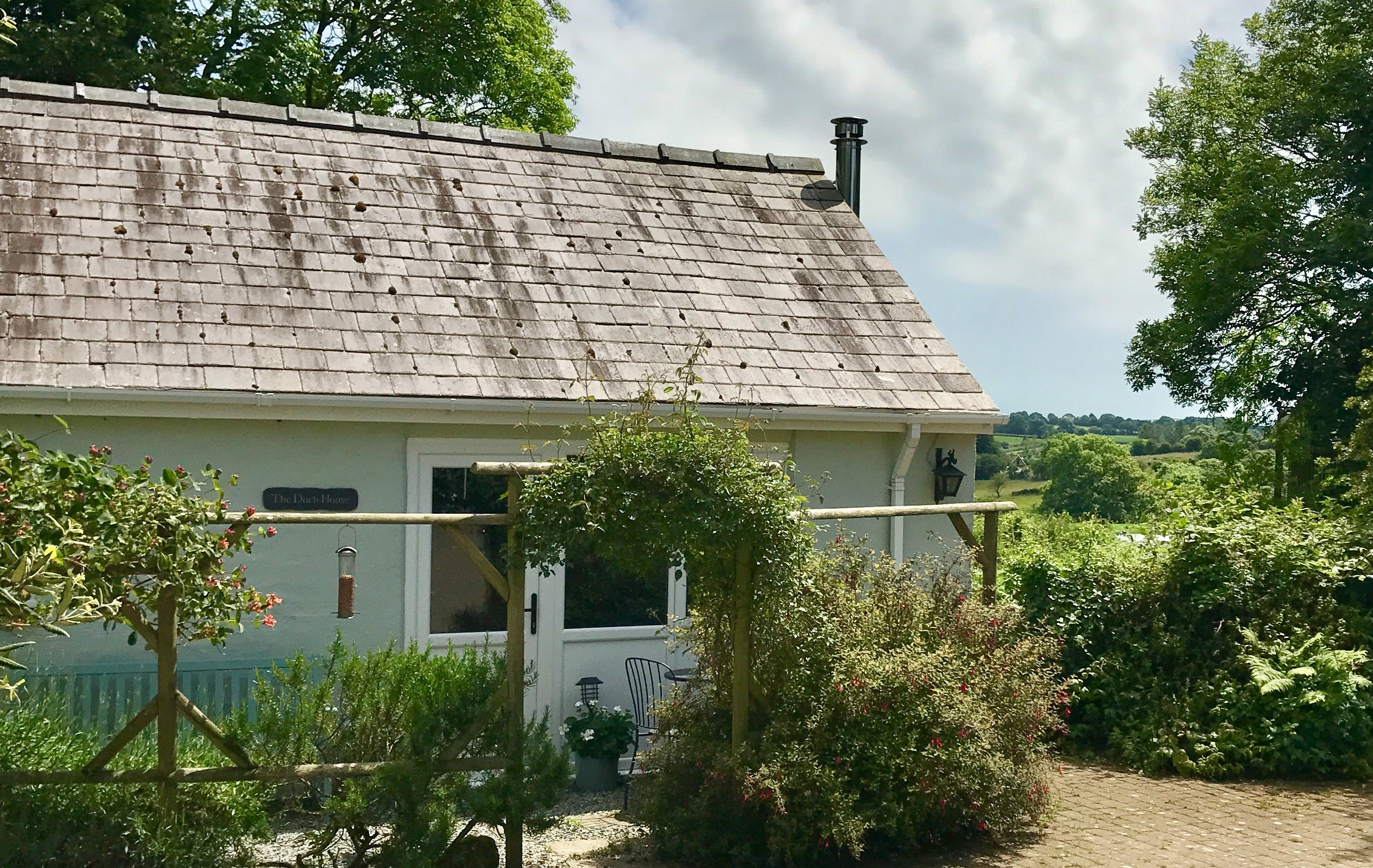 The Duck House 2 Bedroom Holiday Cottage Pembrokeshire